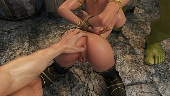 Elven-Desire-Prison-Perils-2021 free sex comic