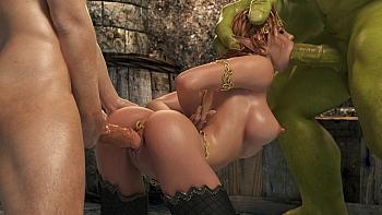 Elven-Desire-Prison-Perils-2028 free sex comic
