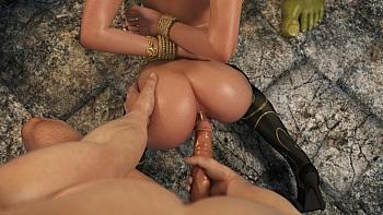 Elven-Desire-Prison-Perils-2029 free sex comic