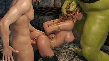 Elven-Desire-Prison-Perils-2033 free sex comic