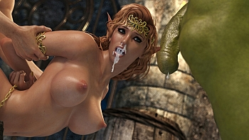 Elven-Desire-Prison-Perils-2038 free sex comic