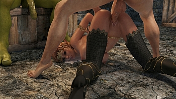 Elven-Desire-Prison-Perils-2039 free sex comic