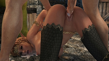 Elven-Desire-Prison-Perils-2044 free sex comic