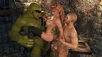 Elven-Desire-Prison-Perils-2052 free sex comic