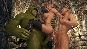 Elven-Desire-Prison-Perils-2054 free sex comic