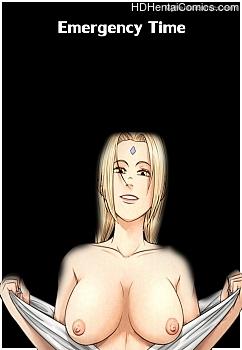 Emergency Time free porn comic
