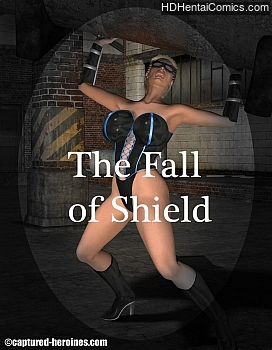 Fall Of Shield porn comic