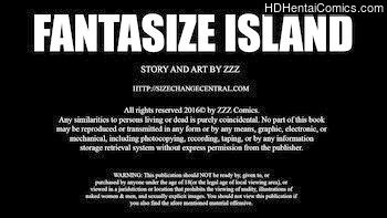 Fantasize Island 1 hentai comics porn
