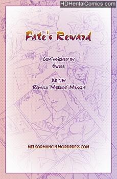 Fate's Reward porn comic