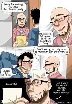Ferbit Comic 1 - The Appontment 003 top hentais free