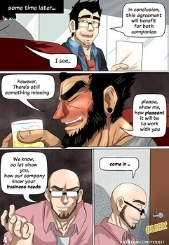 Ferbit Comic 1 - The Appontment 005 top hentais free