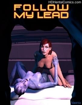 Follow My Lead hentai comics porn
