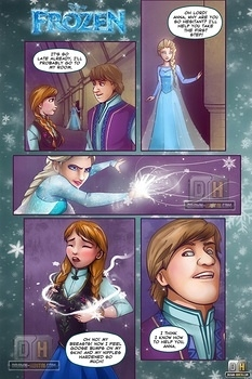 Frozen002 hentai porn comics