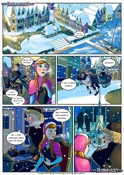 Frozen-Parody-1003 hentai porn comics