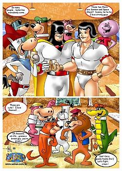Fucknstones-2033 free sex comic