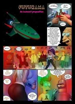 Futurama - An Indecent Proposition 002 top hentais free