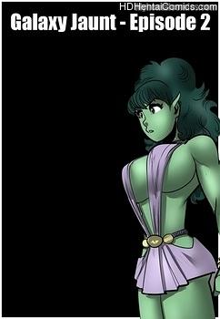 Galaxy Jaunt – Episode 2 hentai comics porn