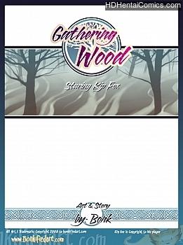 Gathering Wood free porn comic