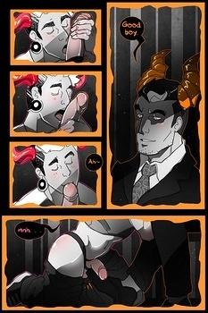 Gomorrah-1-Chapter-4005 free sex comic