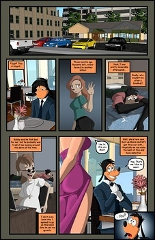 Goofy-Date002 hentai porn comics