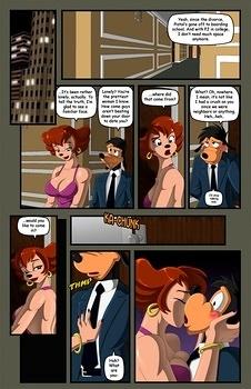 Goofy-Date004 hentai porn comics