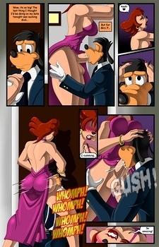 Goofy-Date006 hentai porn comics