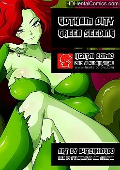 Gotham City 1 – Green Seeding hentai comics porn