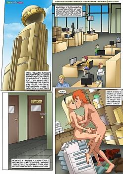 Green-Heat008 free sex comic