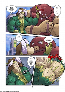 Growth-Queens-2-Never-Enough007 free sex comic
