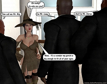 Hallowen-Fantasy009 free sex comic