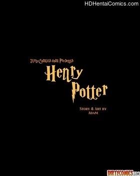 Henry Potter hentai comics porn