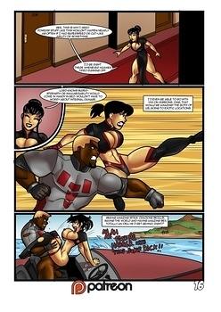 Hero Tales 1 - Legs To Kill 019 top hentais free