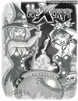 Hexcraft porn comic