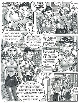 Hexcraft006 free sex comic