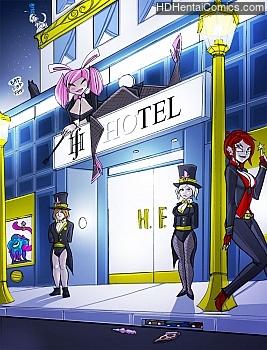 HF-Hotel001 free sex comic