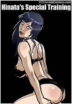 Hinata's Special Training porn comic