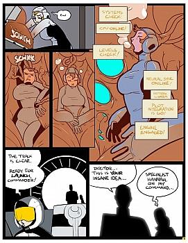 Hot-Robo004 free sex comic