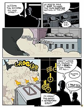 Hot-Robo007 free sex comic