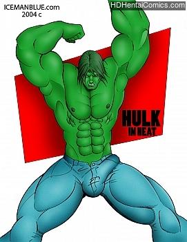 Hulk In Heat porn comic
