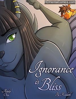 Ignorance Is Bliss hentai comics porn