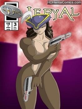 Jeryal 3 free porn comic