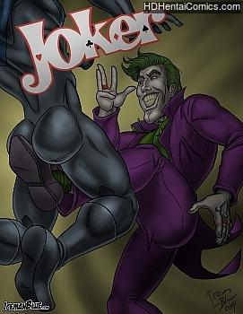 Joker porn comic