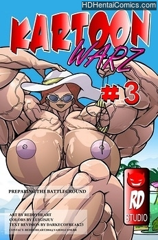 Kartoon Warz 3 – Preparing The Battleground hentai comics porn