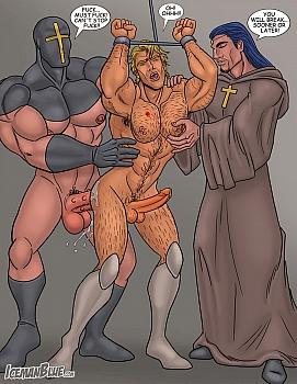 Knight Porn Comics