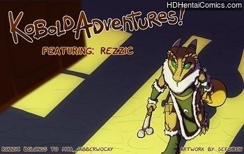 Kobold-Adventures001 hentai porn comics