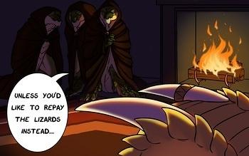 Kobold-Adventures015 hentai porn comics