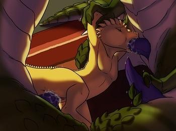 Kobold-Adventures058 hentai porn comics