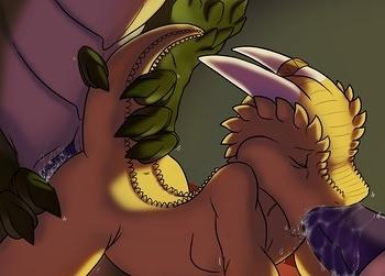 Kobold-Adventures062 hentai porn comics