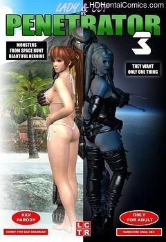 Lady & Cop VS Penetrator 3 hentai comics porn