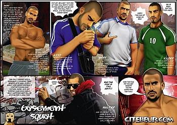 Le-Gang-1002 free sex comic